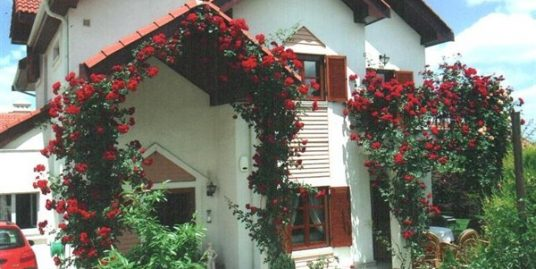 3 FLOORS HOUSE ALTERNATIVE AT COMPOUND IN BEYSUKENT WITH GARDEN