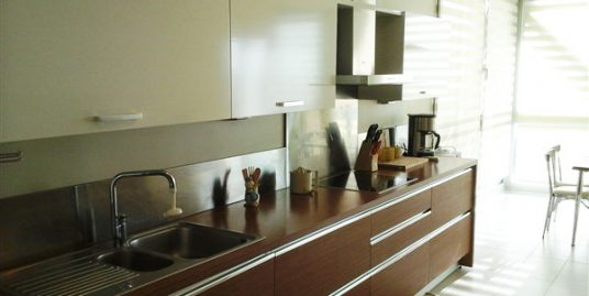 11th Floor Furnished Apartment in Park Oran, Ankara