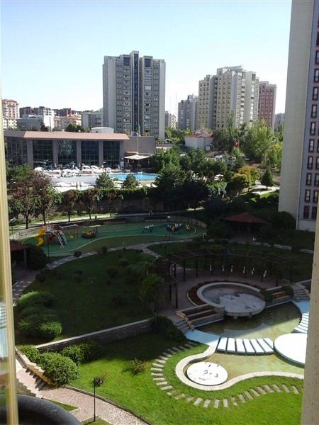 3+1 UNFURNISHED APARTMENT IN COMPOUND AT BİRLİK