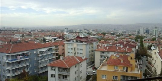 FURNISHED 2+1+STORAGE APARTMENT AT COMPOUND IN ÇANKAYA