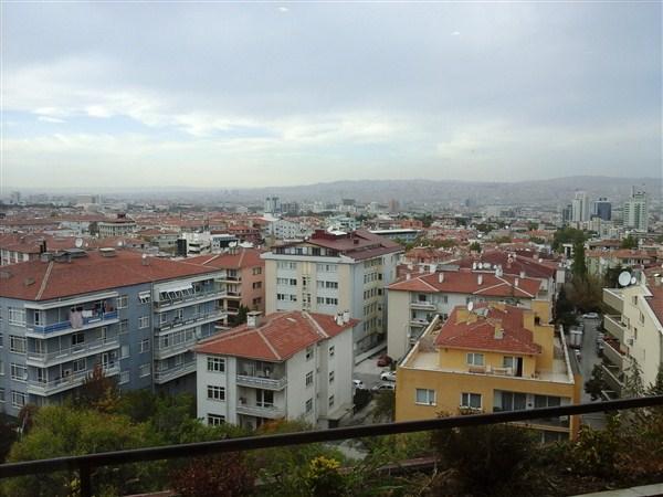 FURNISHED 2+1+STORAGE APARTMENT AT COMPOUND IN ÇANKAYA