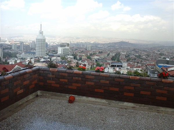 UNFURNISHED 3+1 DUBLEX APARTMENT WITH TERRACE+PANORAMIC CITY VIEW IN GOP
