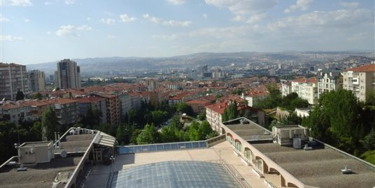 4+1 UNFURNISHED APARTMENT WITH PANORAMIC CITY VIEW IN ÇANKAYA