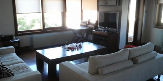 FOR SALE 2+1 APARTMENT WITH FURNITURES IN GOP FOR INVESTOR (THERE'S A LESSEE INSIDE)