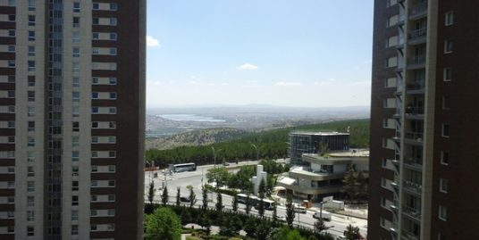 4+1 UNFURNISHED APARTMENT IN COMPOUND AT ORAN