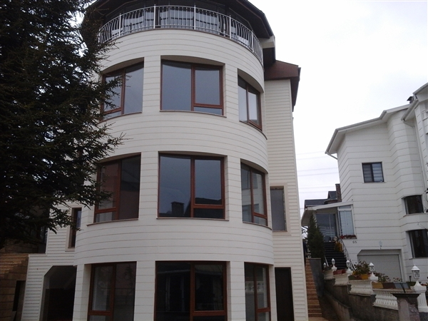 UNFURNISHED 6+2 HOUSE WITH 4 FLOORS IN INCEK
