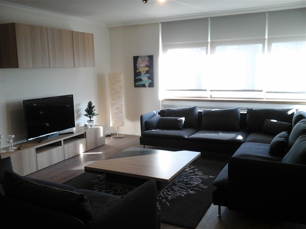 FURNISHED 3+1 APARTMENT AT COMPOUND WITH CITY VIEW IN ÇANKAYA