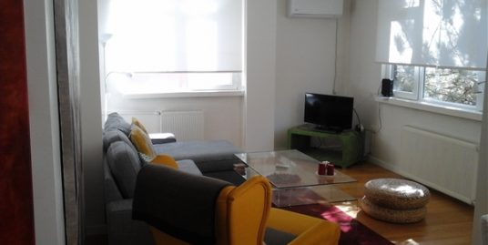 FURNISHED 2+1 APARTMENT WITH OPEN PARKING PLACE IN ÇANKAYA