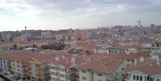 UNFURNISHED 4+1 APARTMENT IN BIRLIK AT COMPOUND