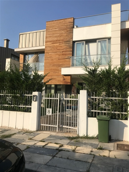 UNFURNISHED 4+2+OPEN ROOM HOUSE WITH 4 FLOORS+ELEVATOR+SWIMMING POOL IN BEYSUKENT