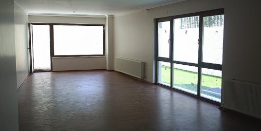 2+1 UNFURNISHED APARTMENT WITH GARDEN IN GOP