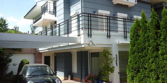 UNFURNISHED 8+1 HUGE HOUSE WITH 3 FLOORS  IN INCEK AT SECURE COMPOUND
