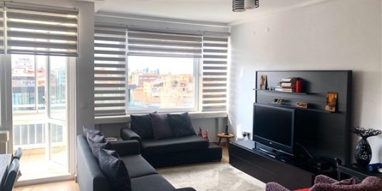 FURNISHED 3+1 APARTMENT AT SECURE COMPOUND IN KAVAKLIDERE