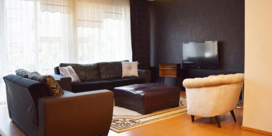 Furnished 3+1 Apartment in Güvenlik St.