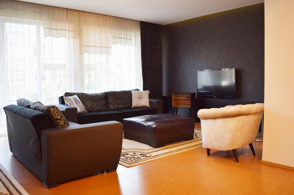 Furnished 3+1 Apartment in Güvenlik St.