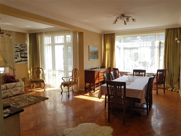 FURNISHED 3+1 APARTMENT NEXT TO RUSSIAN EMBASSY
