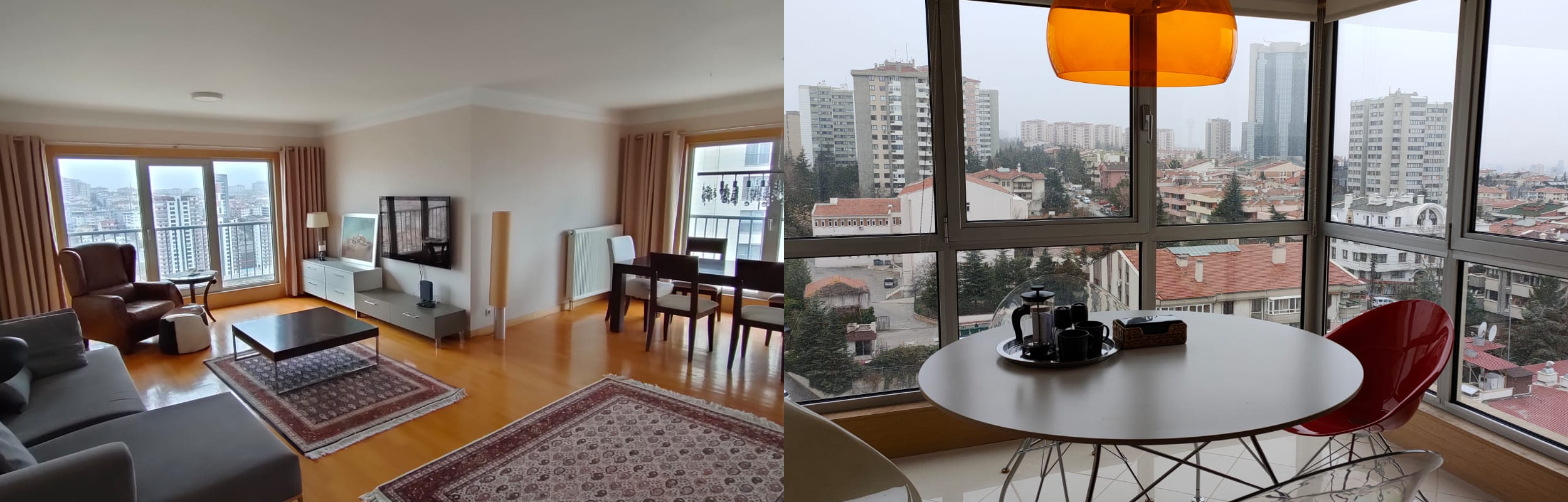 FURNISHED 3+1 FLAT IN MESA KOZA PLAZA COMPOUND, GAZİOSMANPAŞA