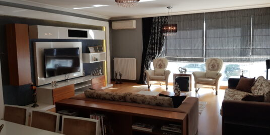 FURNISHED 4+1+LAUNDRY, LOCATED IN PARK VADİ COMPOUND, ÇANKAYA