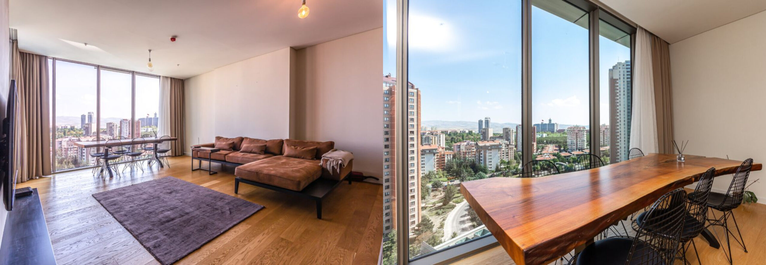 2+1 FURNISHED FLAT IN ONE TOWER, ORAN CITY