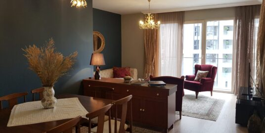 2+1 FURNISHED LUXURIOUS FLAT IN A SECURED COMPOUND, ÇANKAYA