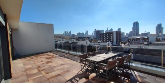 4+1 Furnished Doublex Flat with Double Terrace, Beysukent