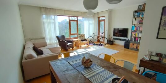 COMPACT 3+1 FULLY FURNISHED, RENOVATED FLAT IN ÇANKAYA