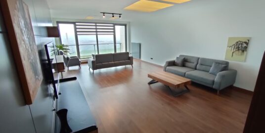 RENOVATED LARGE 3+1 FURNISHED FLAT IN PARK-ORAN COMPOUND
