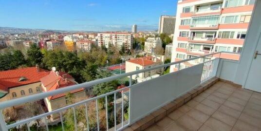FURNISHED 3+1 FLAT WITH CITY VIEW, LOCATED IN CENTER OF GOP